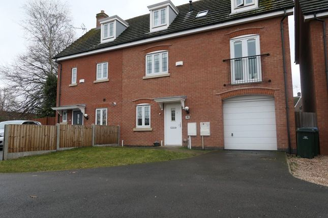 Thumbnail Property to rent in Credition Close, Coventry