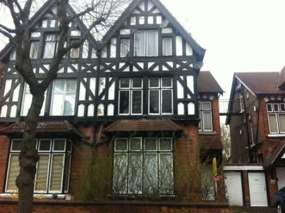 Thumbnail Flat to rent in Selborne Road, Handsworth Wood, Birmingham