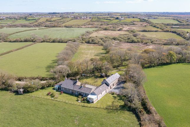 Thumbnail Detached house for sale in Lower Freystrop, Haverfordwest