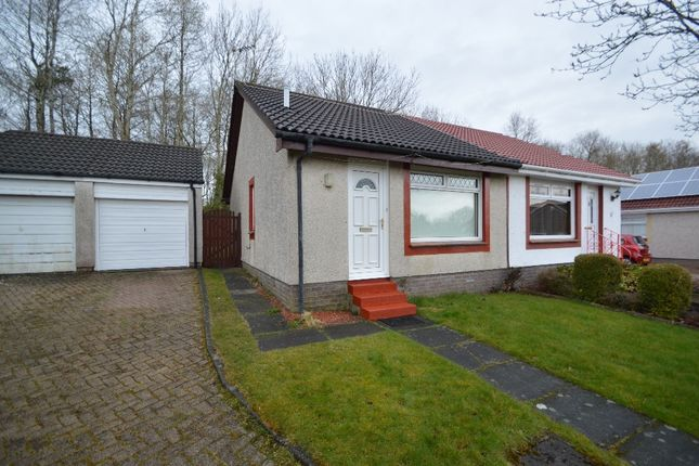 Thumbnail Bungalow for sale in Ochil Court, Irvine, North Ayrshire