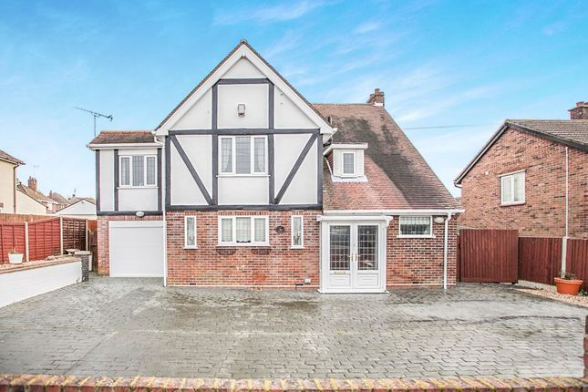 Thumbnail Detached house for sale in Hall Lane, Dovercourt, Harwich