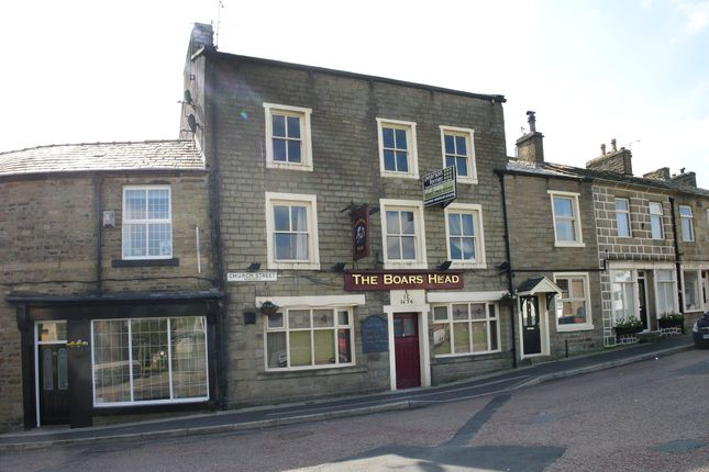 Thumbnail Leisure/hospitality for sale in The Boar's Head, Newchurch, Rossendale