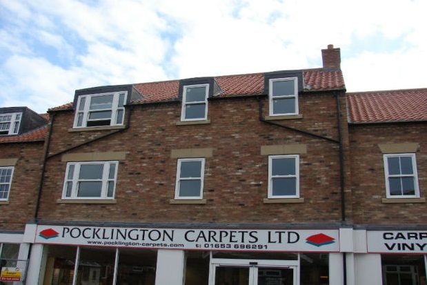 Thumbnail Flat to rent in Commercial Street, Norton, Malton