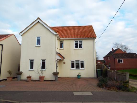 Thumbnail Detached house for sale in Bintree, Dereham