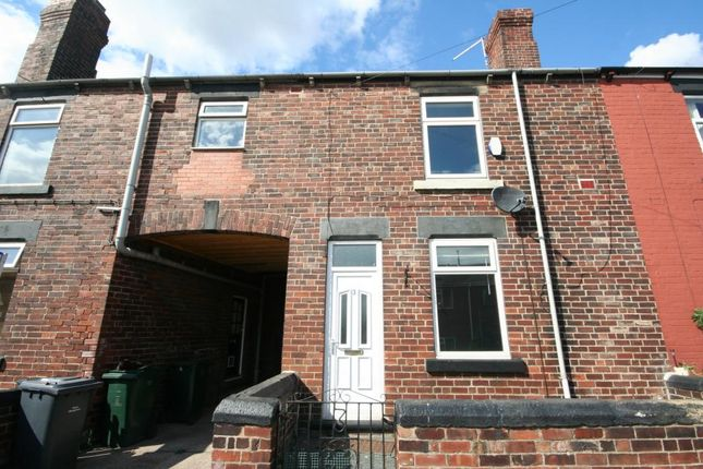Thumbnail Terraced house to rent in Ings Road, Wombwell, Barnsley