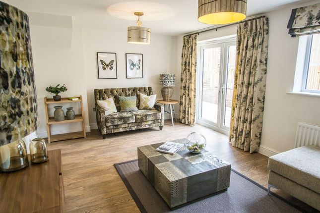 Thumbnail Terraced house for sale in The Birch, Hoopers Walk, Longwell Green