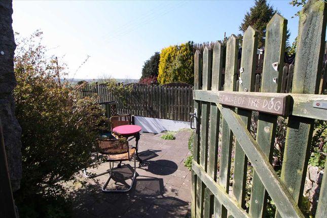 Side Entry of Parc Terrace, Gwel Fynydd, Llangoed LL58