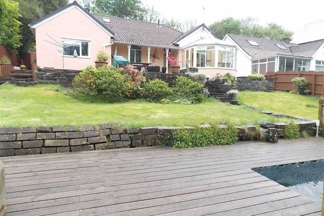Thumbnail Detached bungalow for sale in St. Marys Close, Pontypridd