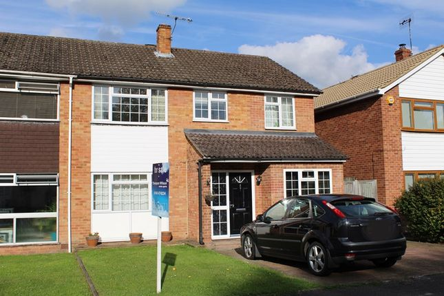 Thumbnail Semi-detached house for sale in Berkeley Road, Loudwater, High Wycombe