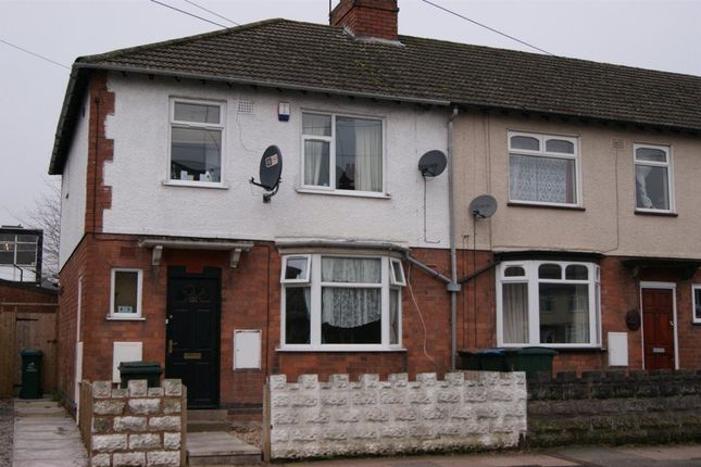 Thumbnail Flat to rent in Harefield Road, Stoke, Coventry