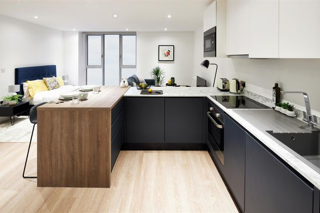 Kitchen (4) of Dearmans Place, Salford M3