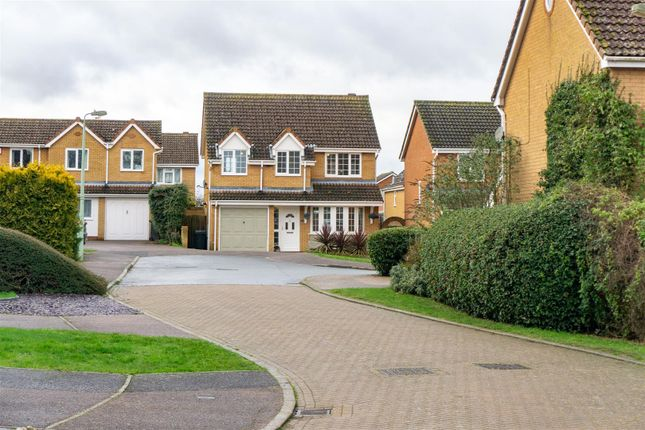 Thumbnail Property for sale in Woolner Close, Hadleigh, Ipswich