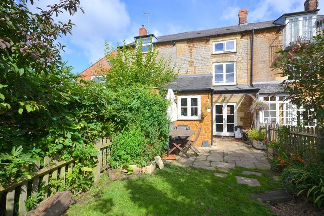 Thumbnail Terraced house for sale in Old School Lane, Blakesley, Towcester