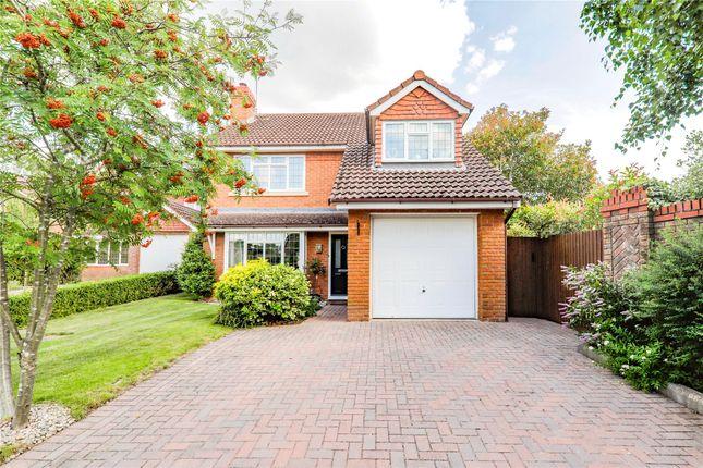 Thumbnail Detached house for sale in Plantagenet Park, Warfield, Bracknell, Berkshire