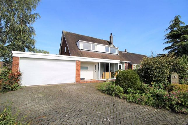 Thumbnail Detached house for sale in Wentworth Drive, Broughton, Preston