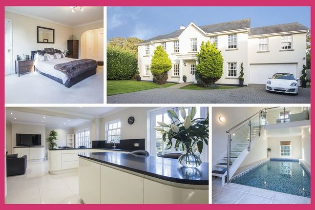 Thumbnail Detached house for sale in Treetops, Portskewett, Caldicot