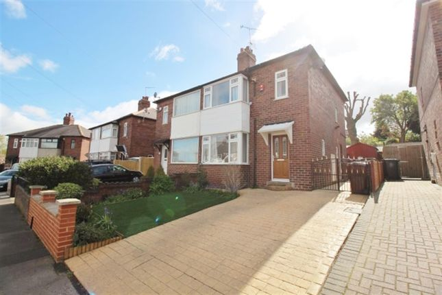 Thumbnail Semi-detached house for sale in Calverley Avenue, Bramley
