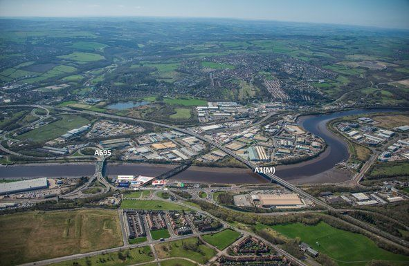 Thumbnail Land for sale in Scotswood Road, Newcastle Upon Tyne
