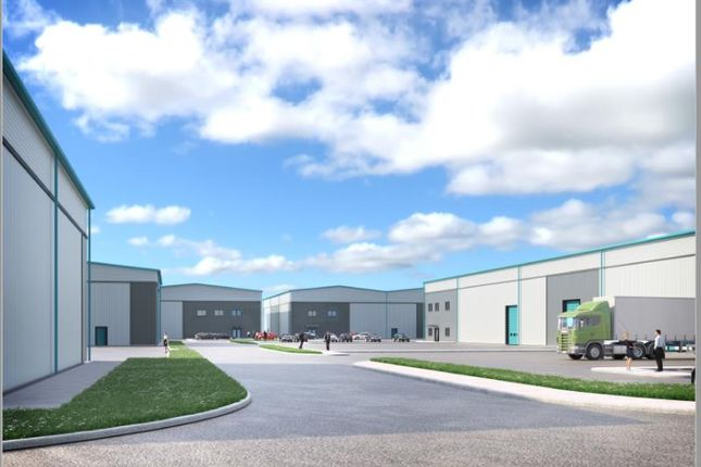 Thumbnail Industrial for sale in Unit 4, Teal Park Employment, Teal Park, Colwick Loop Road, Nottingham