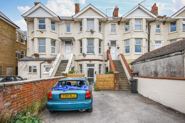 Thumbnail Maisonette to rent in Belle Vue Road, Southbourne, Bournemouth