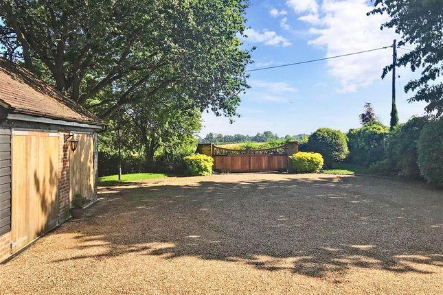 Driveway of Chapmans Hill, Meopham, Kent DA13