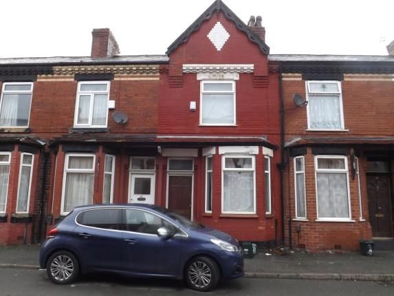 Thumbnail Terraced house for sale in Worthing Street, Manchester, Greater Manchester