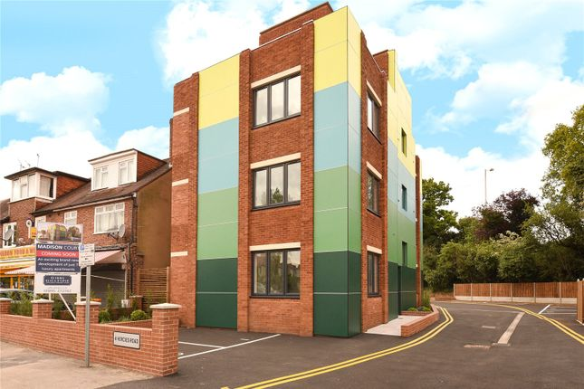 Thumbnail Flat for sale in Madison Court, 4 Hercies Road, Uxbridge, Middlesex