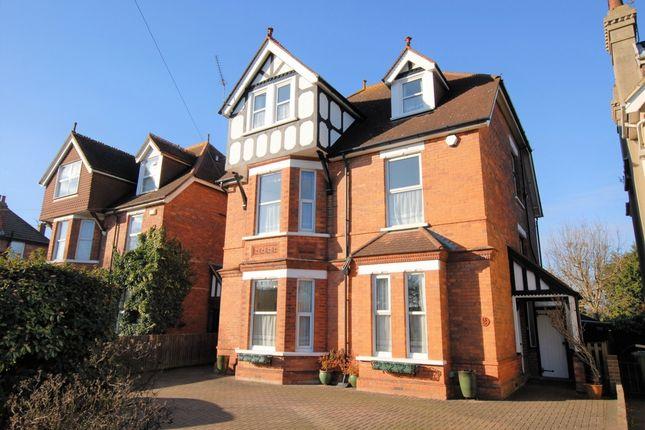 Thumbnail Detached house for sale in Cherry Garden Avenue, Folkestone