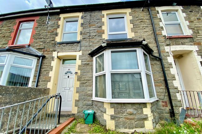 Thumbnail Terraced house for sale in Ty'r Felin Street, Mountain Ash