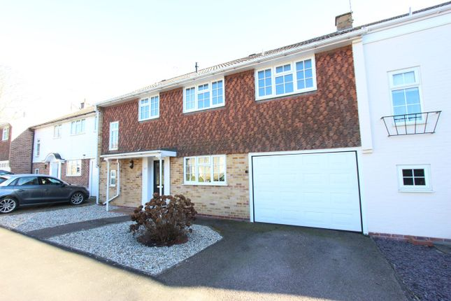 Thumbnail Town house for sale in The Lea, Kibworth Beauchamp, Leicester