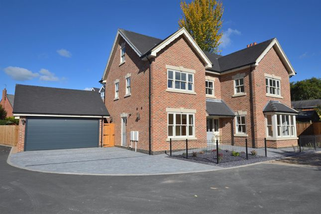 Thumbnail Detached house for sale in The Croft, Duffield, Belper