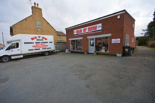 Thumbnail Land for sale in London Road, Kessingland, Lowestoft
