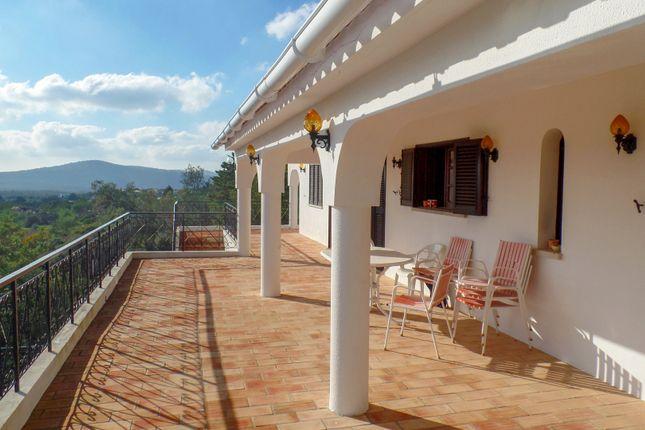 Terrace of São Brás De Alportel, São Brás De Alportel, Portugal