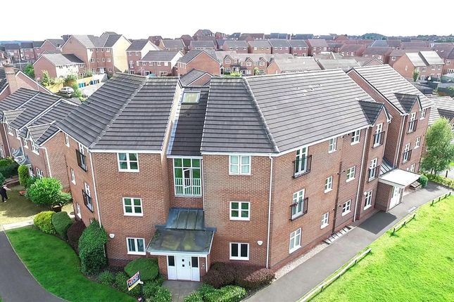 Thumbnail Flat for sale in Moorefields View, Norton, Stoke-On-Trent