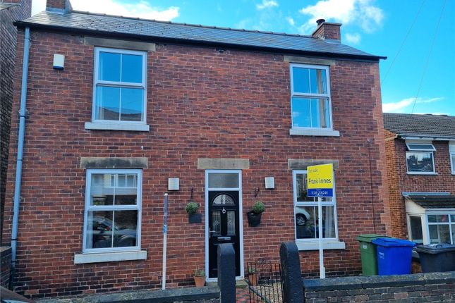 3 bed detached house for sale in Prospect Road, Old Whittington, Chesterfield, Derbyshire S41