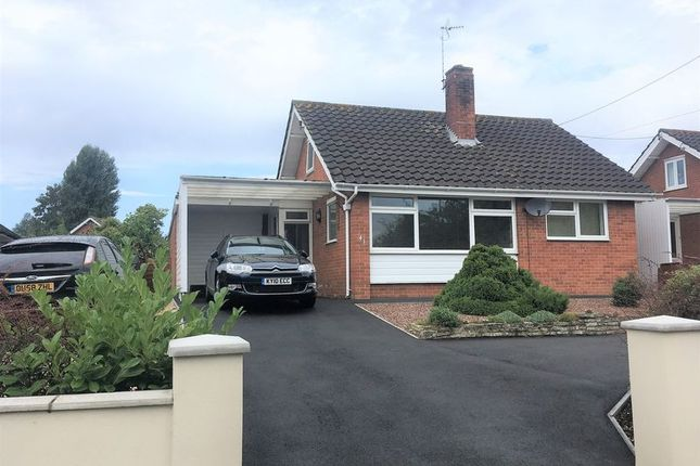 Thumbnail Detached bungalow for sale in Lyngford Road, Taunton