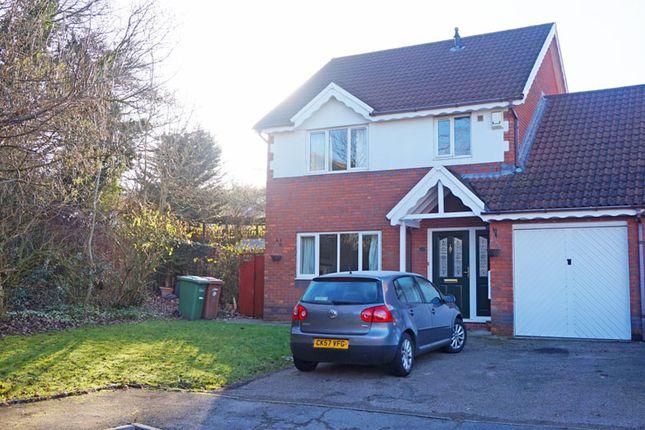 Thumbnail Detached house for sale in Gellideg Close, Maesycwmmer