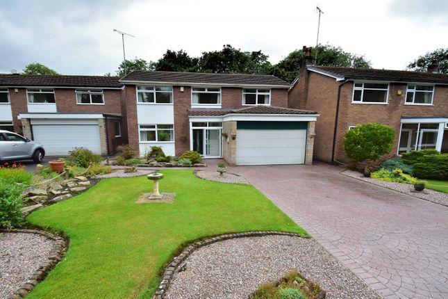 4 bed detached house for sale in Dorset Avenue, Bramhall, Stockport SK7
