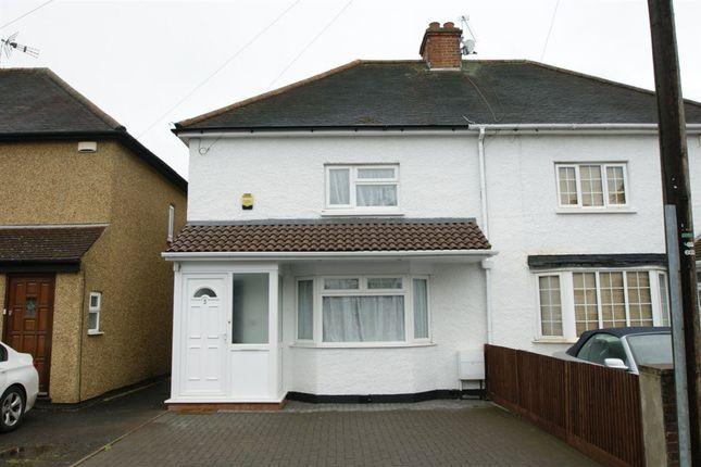 Thumbnail Property to rent in Hinton Road, Burnham, Slough
