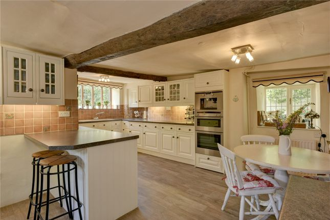 Thumbnail Semi-detached house for sale in Combe Florey, Taunton, Somerset