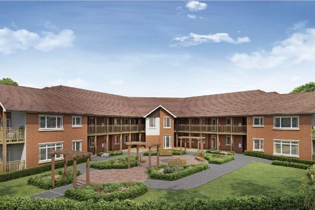 Thumbnail Flat for sale in 3 Bush Davies, Charters Village, West Sussex