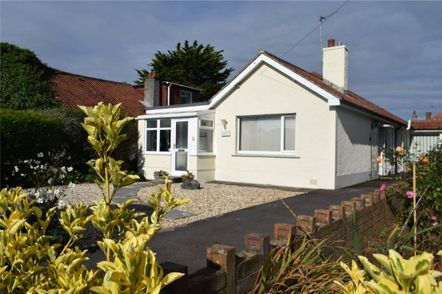 Thumbnail Detached bungalow for sale in Warwick Crescent, Porthcawl
