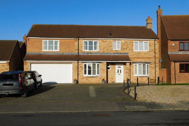 Thumbnail Detached house for sale in Precinct Crescent, Skegness