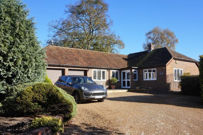 4 bed detached bungalow for sale in Manor Lane, Hollingbourne