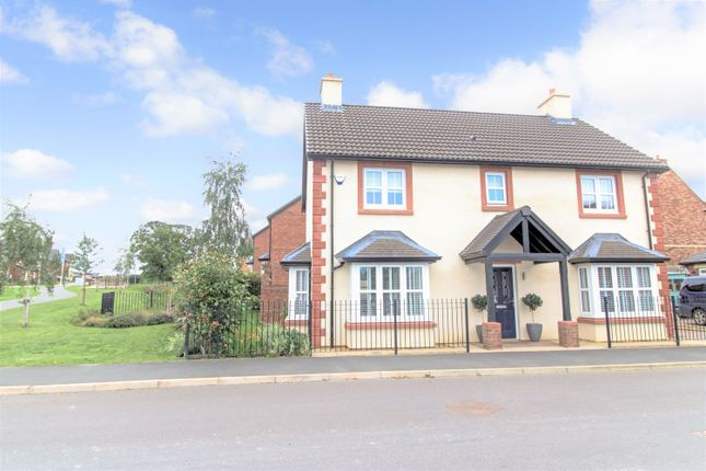 Thumbnail Detached house for sale in Goodwood Drive, Carlisle