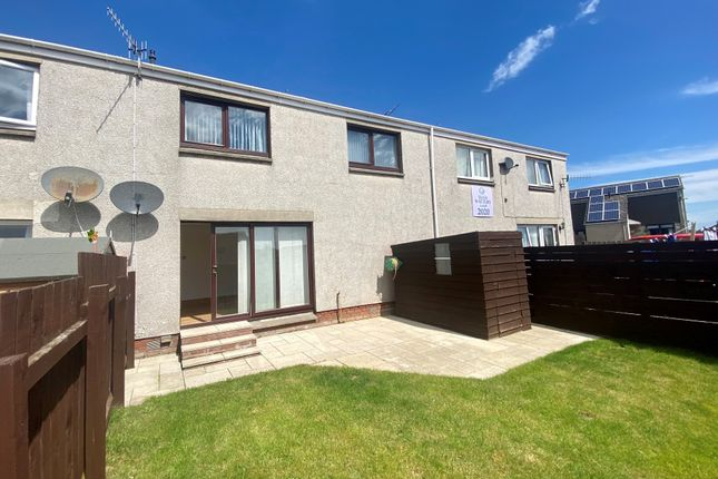 3 bed terraced house for sale in Callercove Way, Eyemouth TD14