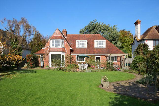 Thumbnail Detached house for sale in Solent Avenue, Lymington, Hampshire