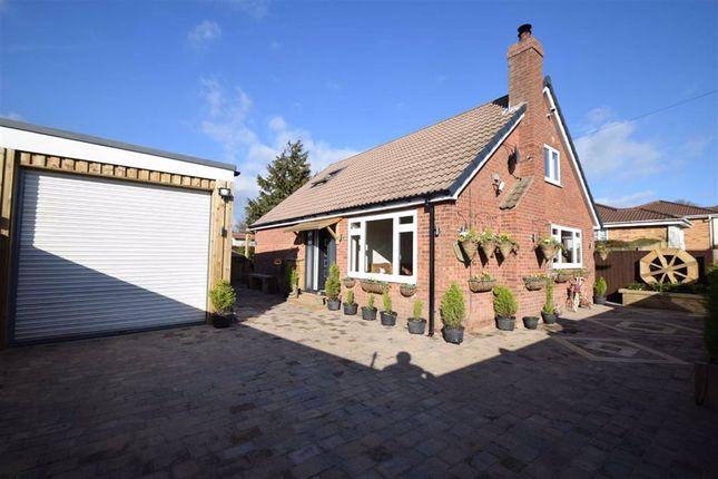Thumbnail Detached bungalow for sale in Mount Avenue, Bridlington, East Yorkshire