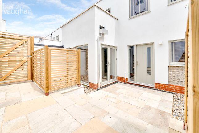 Thumbnail End terrace house for sale in Dorset Gardens Mews, Brighton