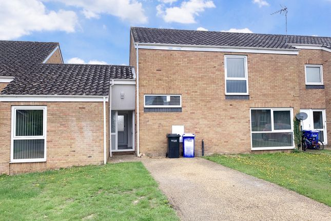 Thumbnail Property to rent in Hawthorne Lane, RAF Lakenheath, Brandon